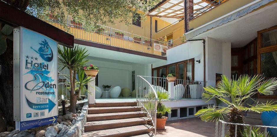 RESIDENCE HOTEL EDEN PALINURO - Palinuro, Italien